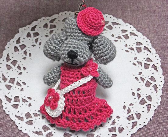 編みぐるみマスコット