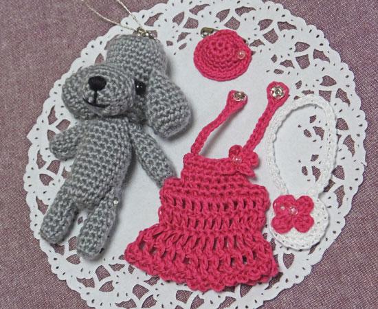 編みぐるみマスコット2