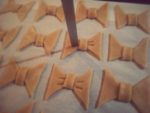 レトロリボンクッキー②
