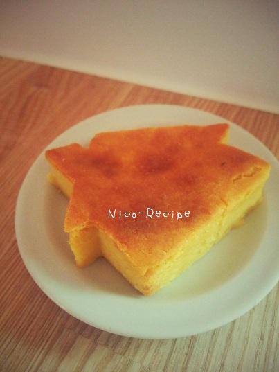 50:50ケーキ②