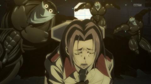 テラフォーマーズリベンジ13話(最終回) アミリア