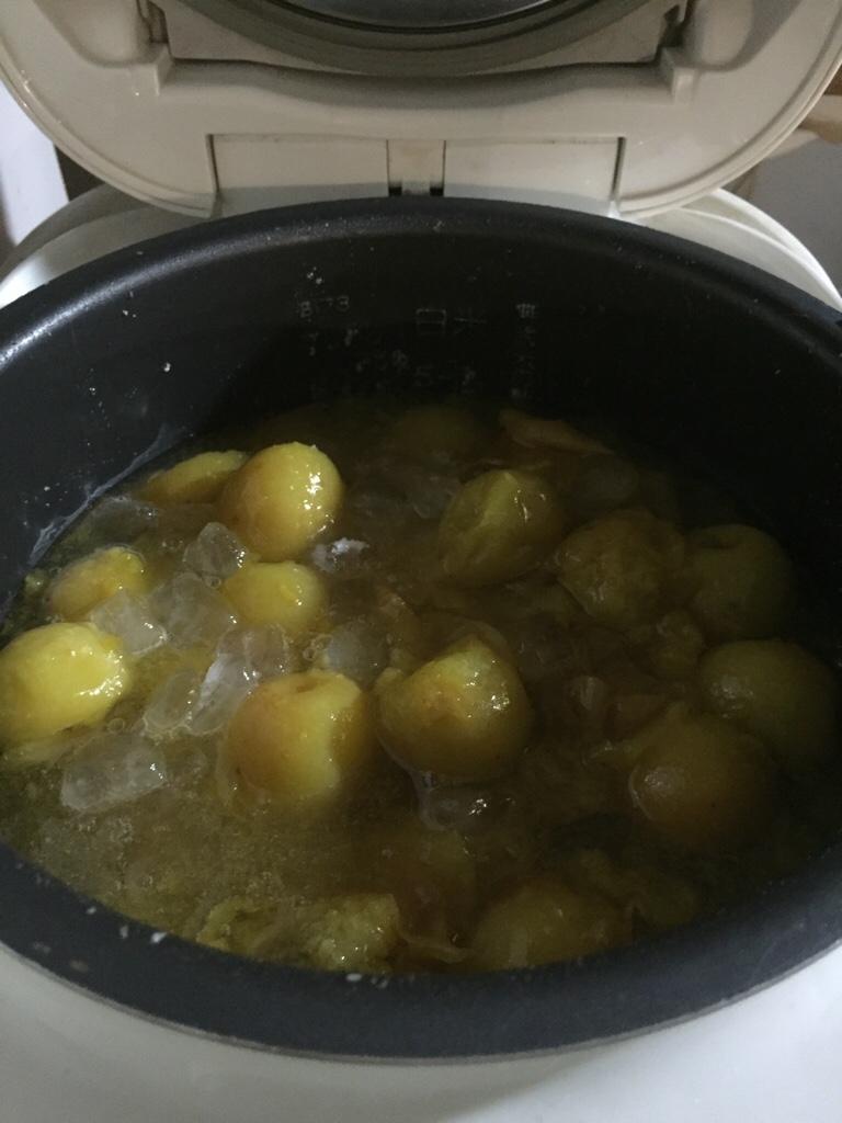 炊飯 器 梅 シロップ