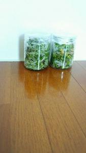 野草酵素ジュース2種