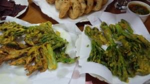 山菜南インド料理1