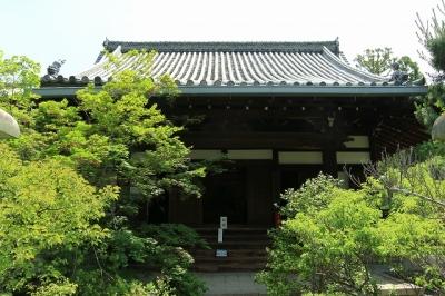 清凉寺・阿弥陀堂