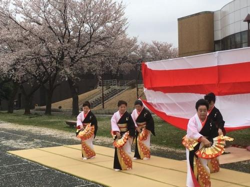 2016-04-10日本舞踊1