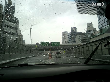 4-7 何故か春の嵐日に大阪堺1