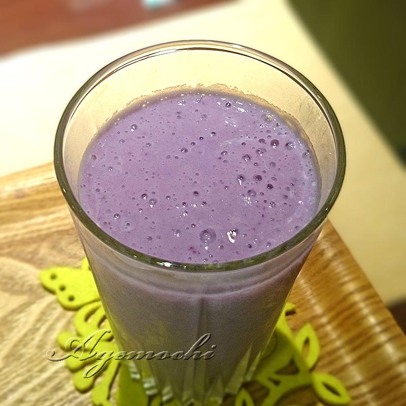 紫芋ジュース