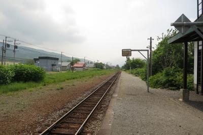 にき駅の景色