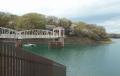 西湖の取水塔