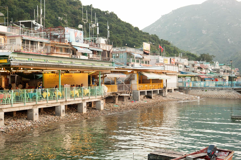 香港 ラマ島索罟灣