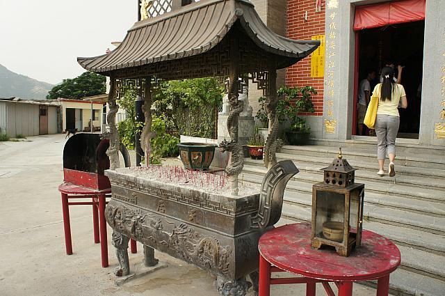 香港 ラマ島 天后廟(現在)①
