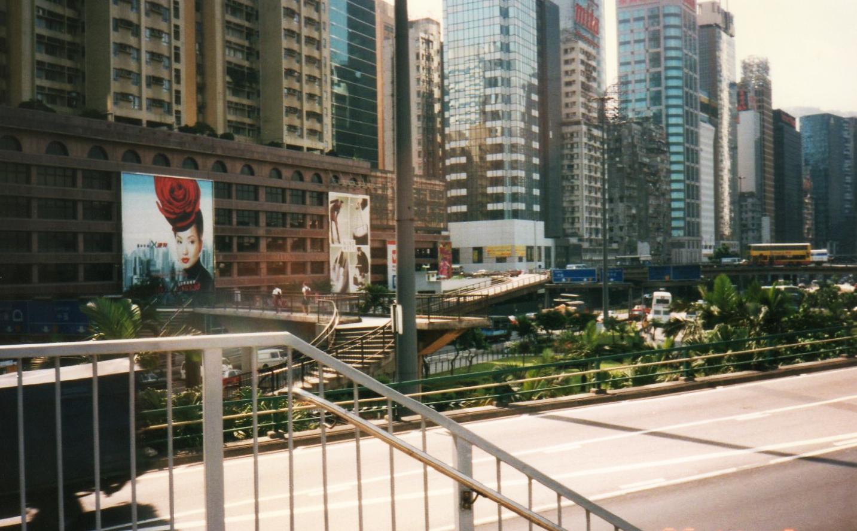 香港・返還前のコーズウエイベイ①(1996年11月8日)-1