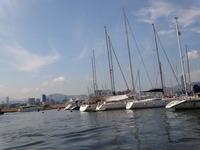 ヨットハーバー香港