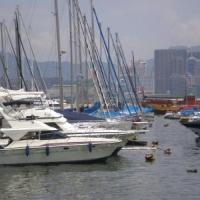 香港 ヨットハーバー(ロイヤルヨットクラブ)