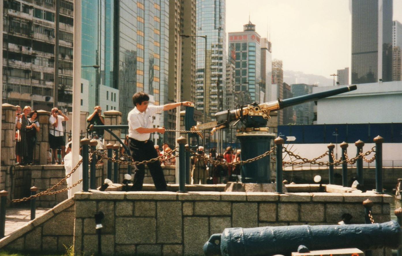 香港・返還前のコーズウエイベイ⑦-1