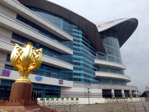 香港 コンベンション&エキディビジョンセンターJ