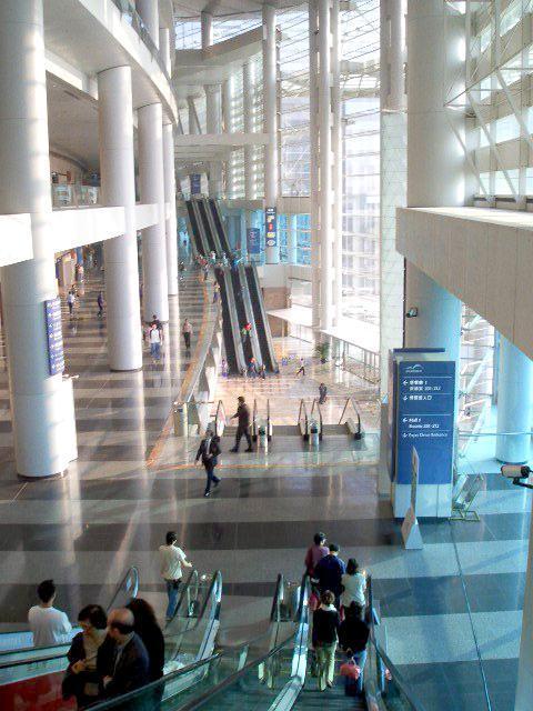 香港 コンベンション&エキディビジョンセンターE