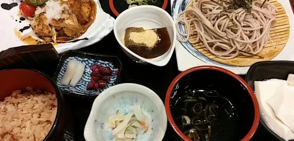 イオンモール四条畷・ランチ(2016年5月30日)