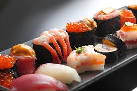 中トロの握り寿司②