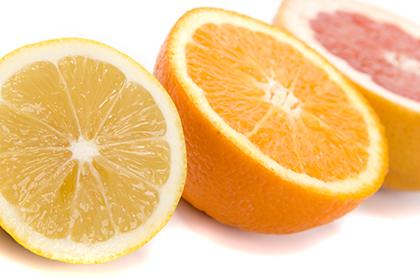 t手に着いた匂いけし①レモン・オレンジ