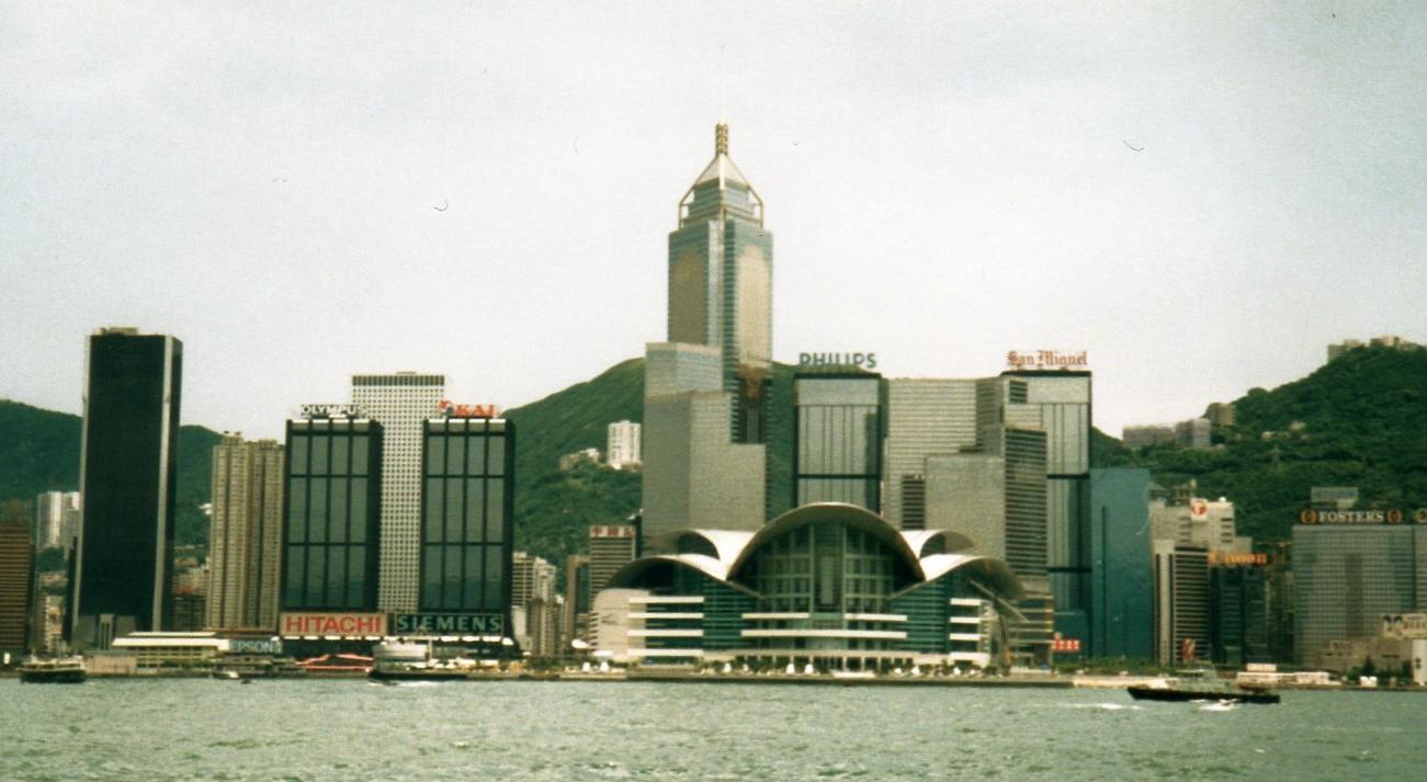 香港 返還(1997年6月28日)⑫-1