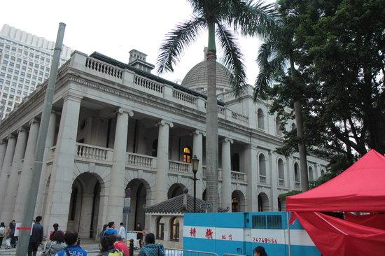 香港立法院