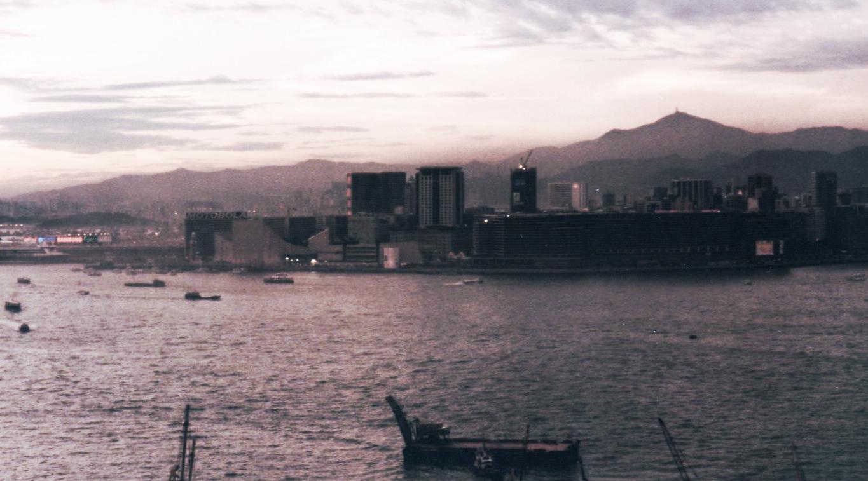 香港 中国返還の日⑧^1