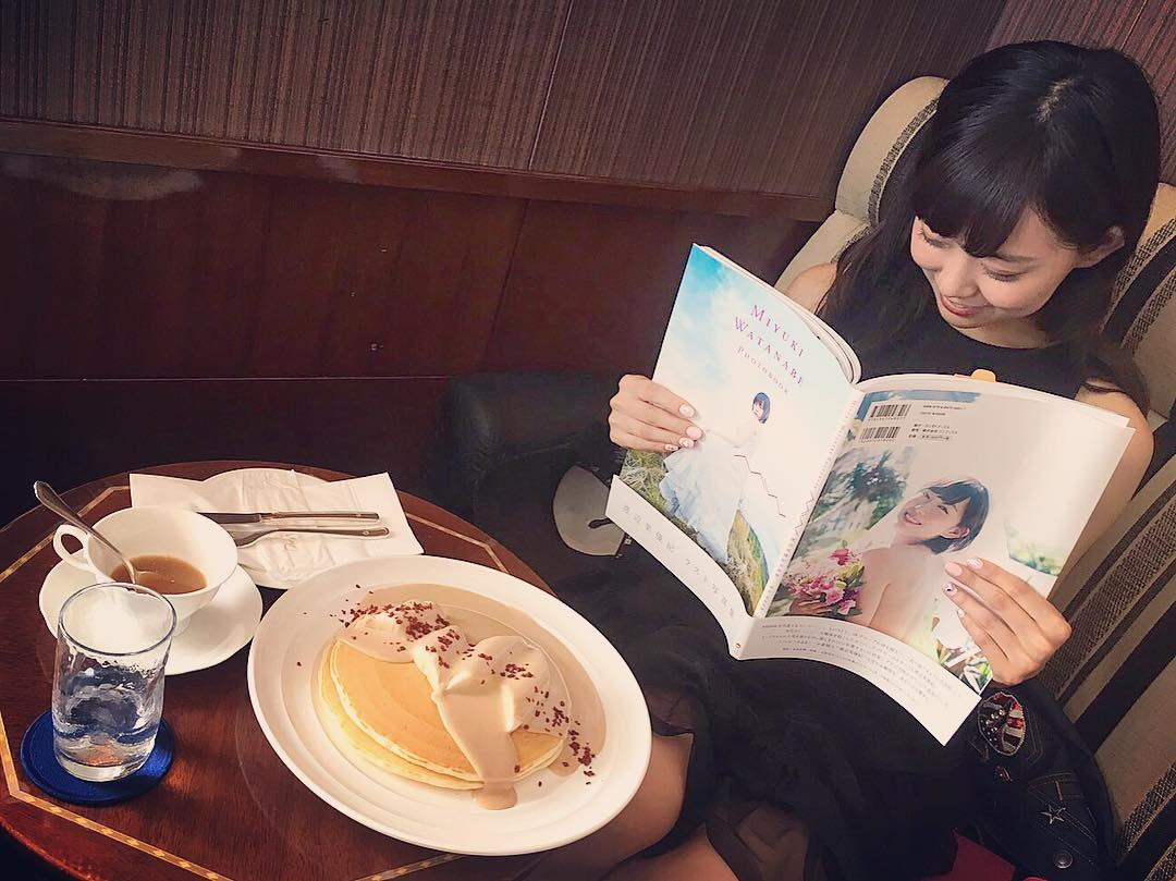 【朗報】NMB48渡辺美優紀の写真集がヌード写真集だった事が判明!