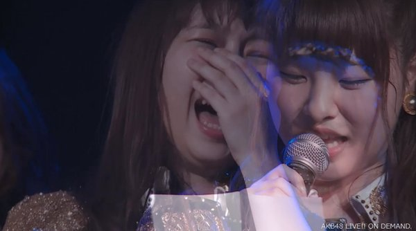【速報】AKB48小笠原茉由、秋元康へ直訴してNMB48復帰決定!