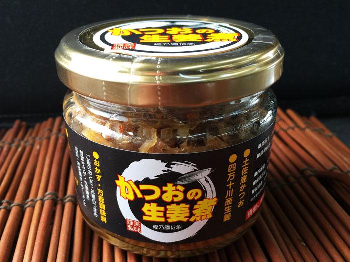 かつお生姜煮700―一個