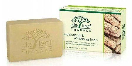 de leaf thanaka soap