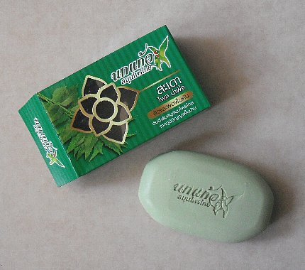 neem soap in thailand