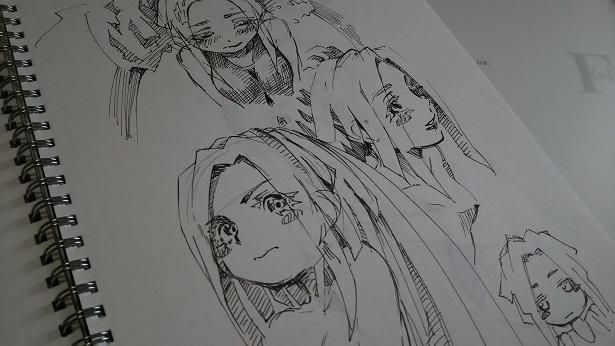 シザノケ設定ラフ (3) ブログ用