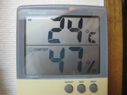 気温と湿度 511