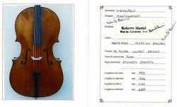 Stolen-a cello 1n