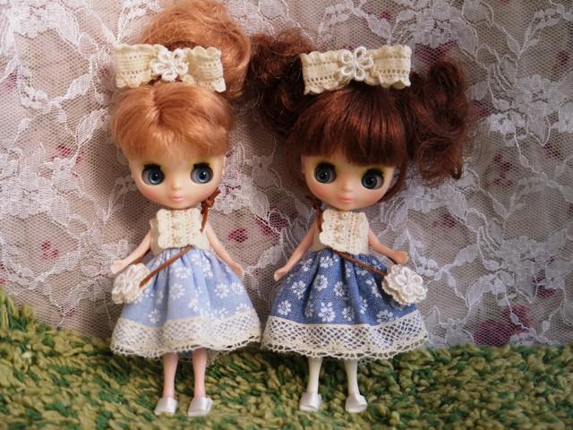 ◆プチブライス◆ナチュラルサマードレス1