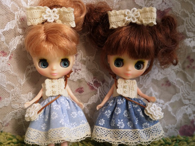 ◆プチブライス◆ナチュラルサマードレス2