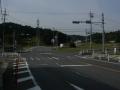 160409再び玉瀧交差点。阿山方面へ