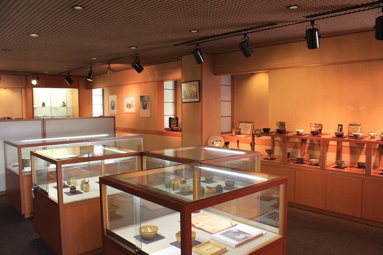亀井味楽 美術館