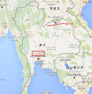 タイルーイ地図