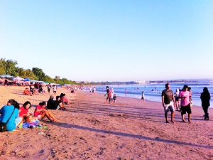 クタビーチ画像・2