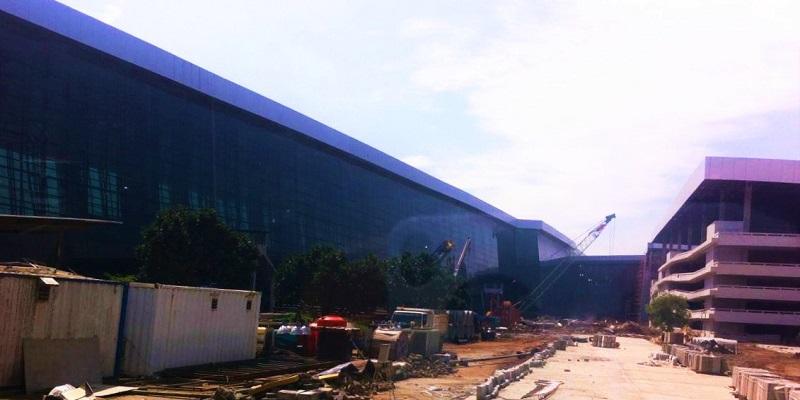 ジャカルタCGK国際空港の画像