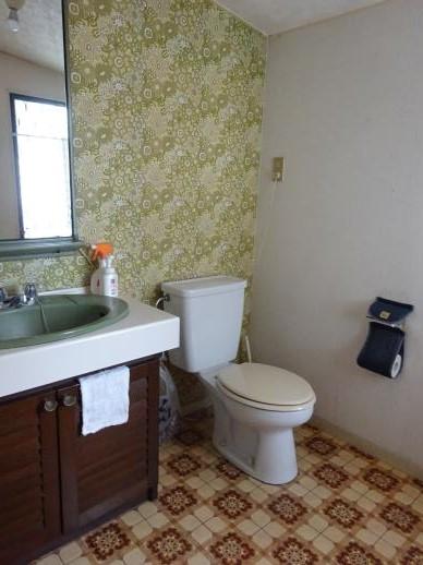 2F・トイレ