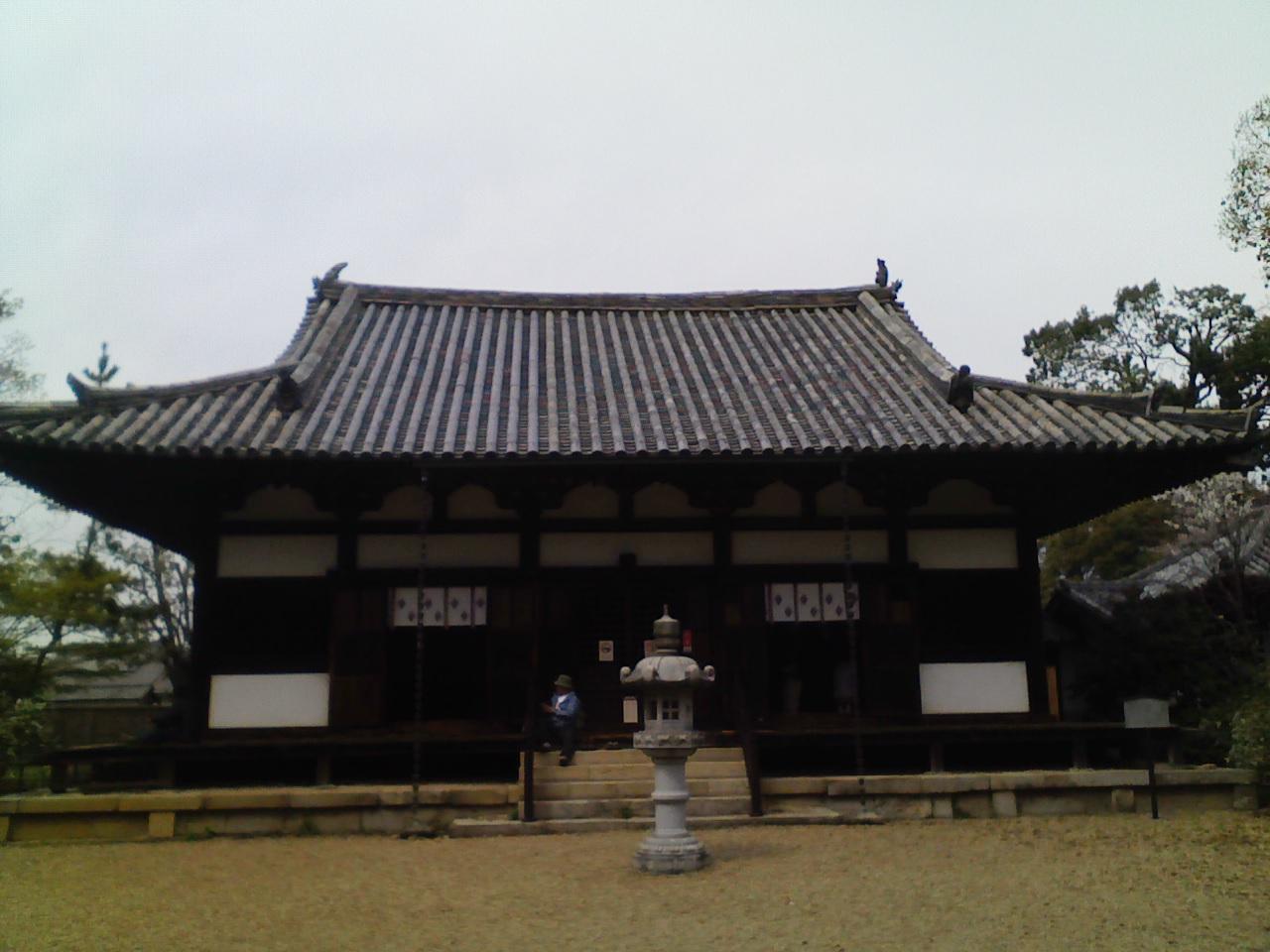 海龍王寺本堂