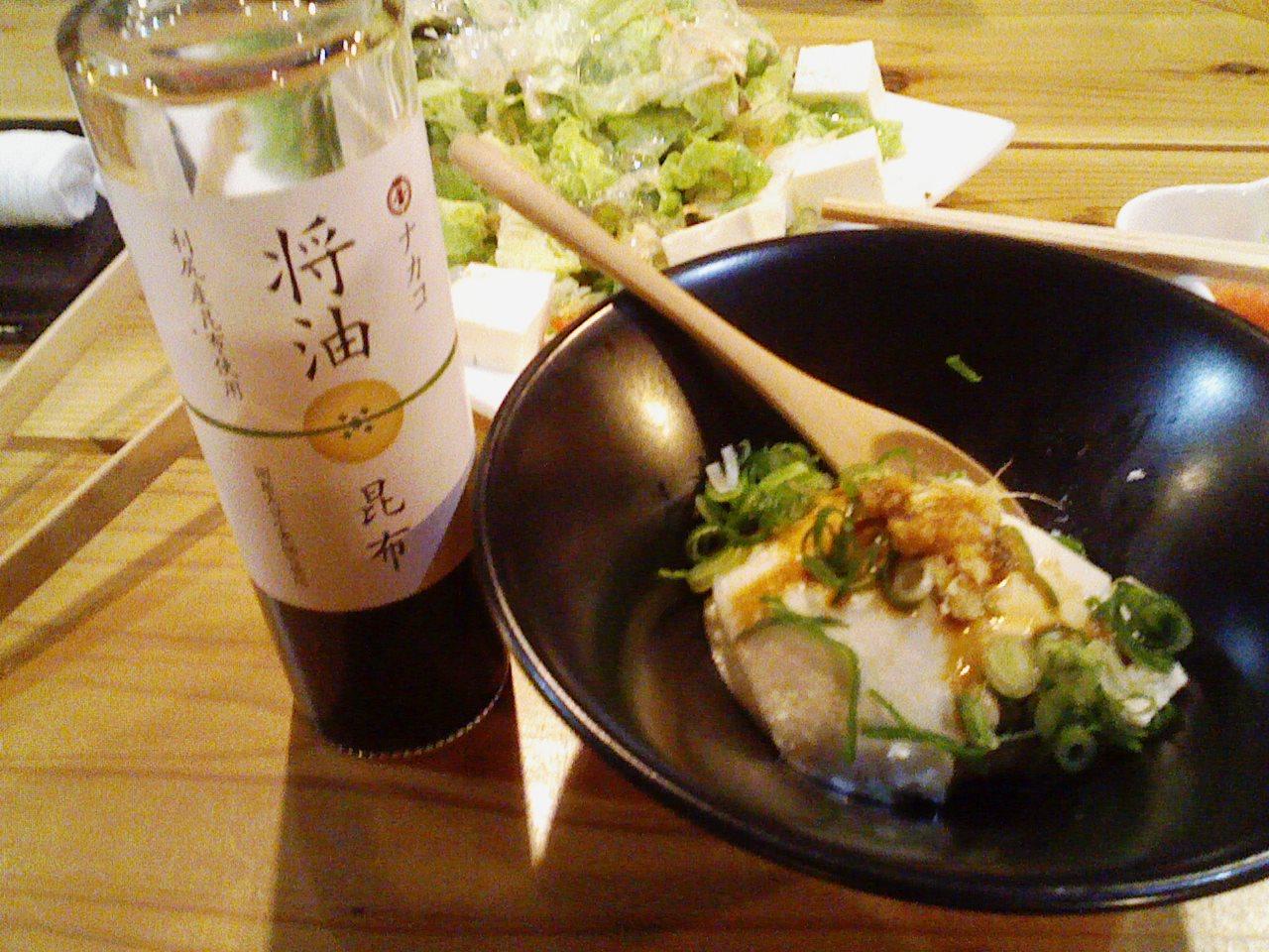 ナカコ醤油