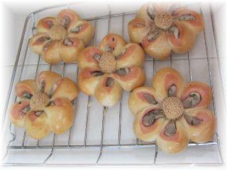 160420 花のパン