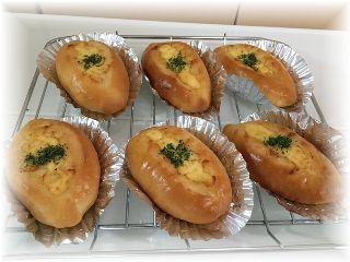 160607 マヨネーズパン
