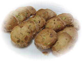 160627 ナッツクッキー