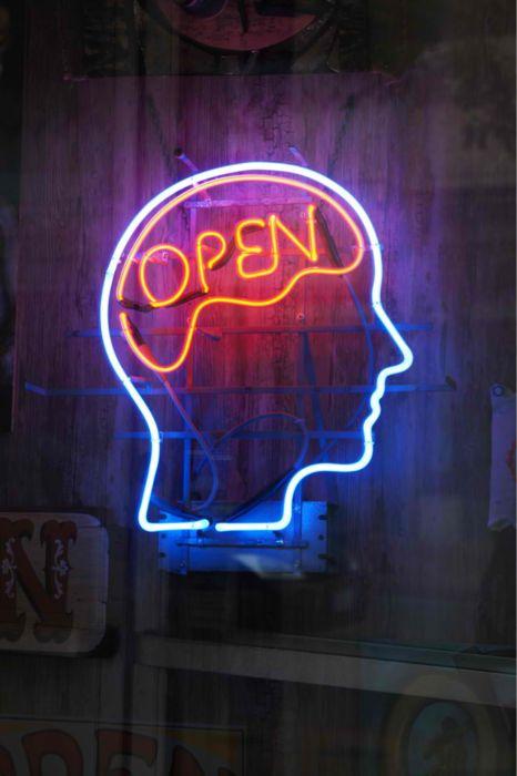 脳がオープンマインド